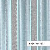 MUESTRA de empapelado EDEM serie 994 | no tejido rayas textura en relieve, 994-XX:S-994-37
