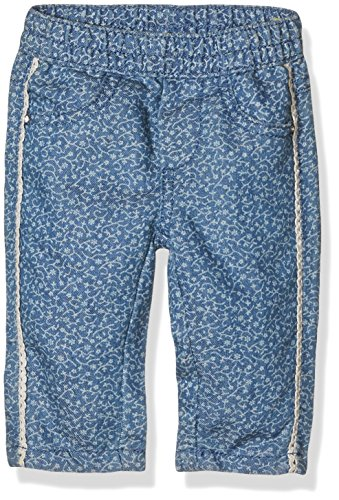 Grain de Blé Baby-Mädchen Jeanshose 1I22070 Blau-Blau (Indigo), 92