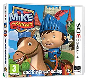 Mike The Knight and The Great Gallop (Nintendo 3DS)