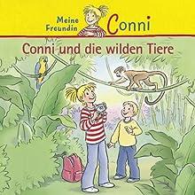 41: Conni Und Die Wilden Tiere (Audio CD)