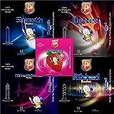 20 x Shield Kondome Mix Set Marken Sortiment, HIV Schutz - top condom
