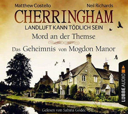 Buchseite und Rezensionen zu 'Cherringham' von Matthew Costello