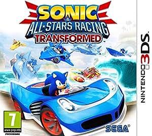 Sonic & All-Stars Racing : Transformed [Edizione: Francia]