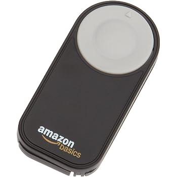 AmazonBasics Télécommande sans fil pour Nikon DP7000, D3000, D40, D40x, D50, D5000, D60, D70, D7000, D70s, D80 et D90