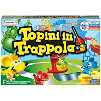 Hasbro Gaming TOPINI IN TRAPPOLA