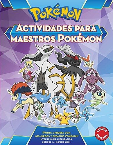 Actividades para maestros Pokémon (Colección Pokémon) por Varios autores