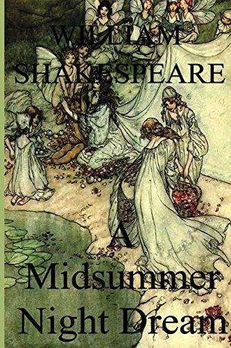 A Midsummer Night's Dream por William Shakespeare