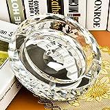 HYLR Kristall Aschenbecher Kreative Mode Persönlichkeit Ornamente Gute Geschenk europäischen Luxus-Stil