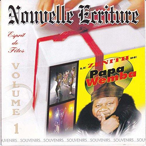 Évangélisation par Papa Wemba (Live)