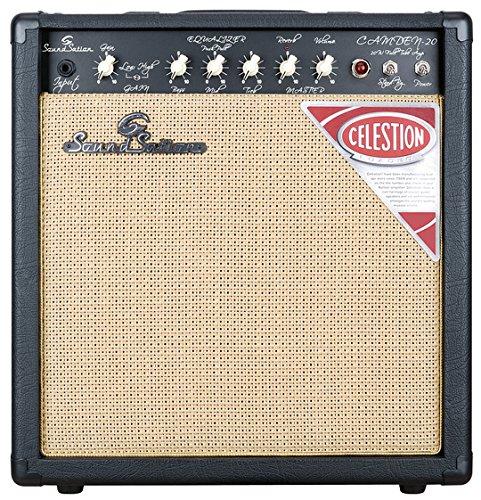 Soundsation-Combo Ampli Guitare à Lampes 20Watt pour guitare avec reverb à ressort
