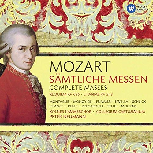 Mozart: Sämtliche Messen / Com...