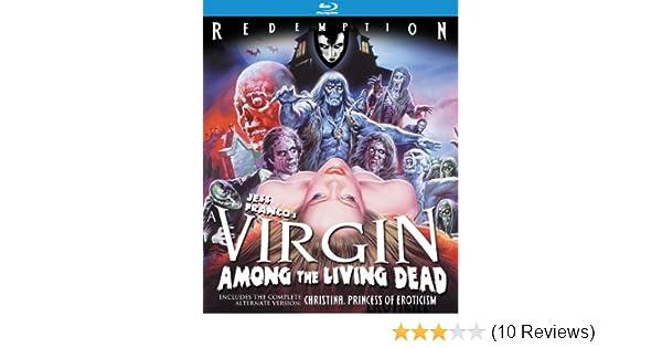 Virgin Among the Living Dead Blu-ray 1973 US Import: Amazon co uk