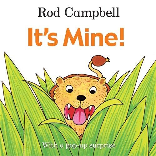 It's Mine! (Pop Up Book)