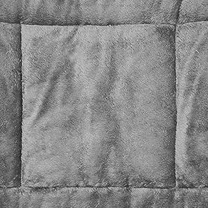 Caverne Maison Douillet pour Chien Chat Lapin Chiot Panier Niche Chien Doux et Chaud Coussin Lit Nid pour Animaux de Compagnie Lavable Déhoussable Belle Maison pour Votre Animaux