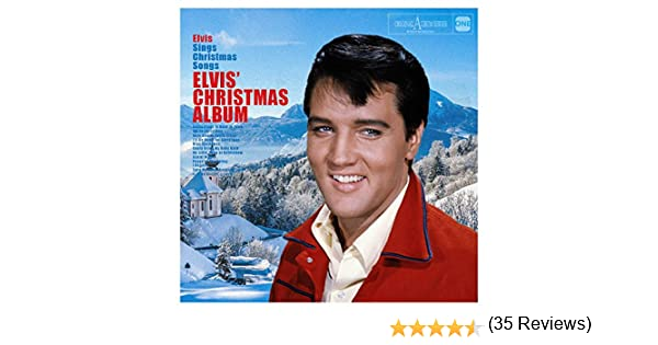Elvis' Christmas Album (Limited expanded 2016 Edition) by Elvis ...