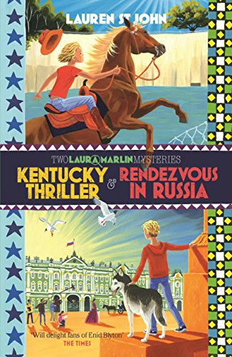 Kentucky Thriller and Rendezvous in Russia: 2in1 Omnibus of books 3 and 4 (Laura Marlin Mysteries Book 2) (English Edition)