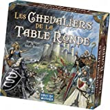 Asmodee - CTR01 - Jeu de Stratégie - Les chevaliers de la table ronde