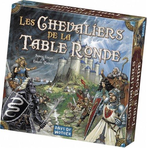 Asmodee - CTR01 - Jeu de Stratégie - Les chevaliers de la...