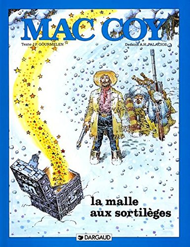 Mac Coy, tome 18 : La Malle aux sortilèges