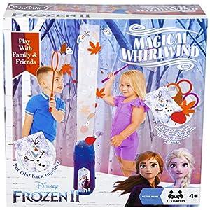 Disney Frozen 2 Juguetes para Niños con Anna Elsa y Olaf, Juego Familiar Interactivo para Interior, Juguetes Educativos…