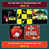 #10: THE VERY BEST OF INTERNATIONAL HITS - Pack 18 ( Biggest International Hits, Original Songs, Set Of 5 MP3s With 170 Tracks)