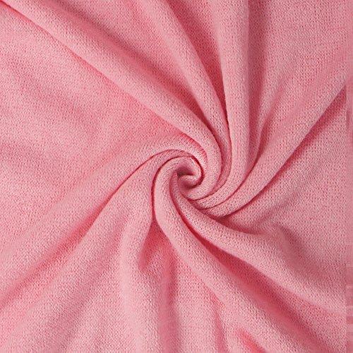 VLUNT - Pull - Femme Rose