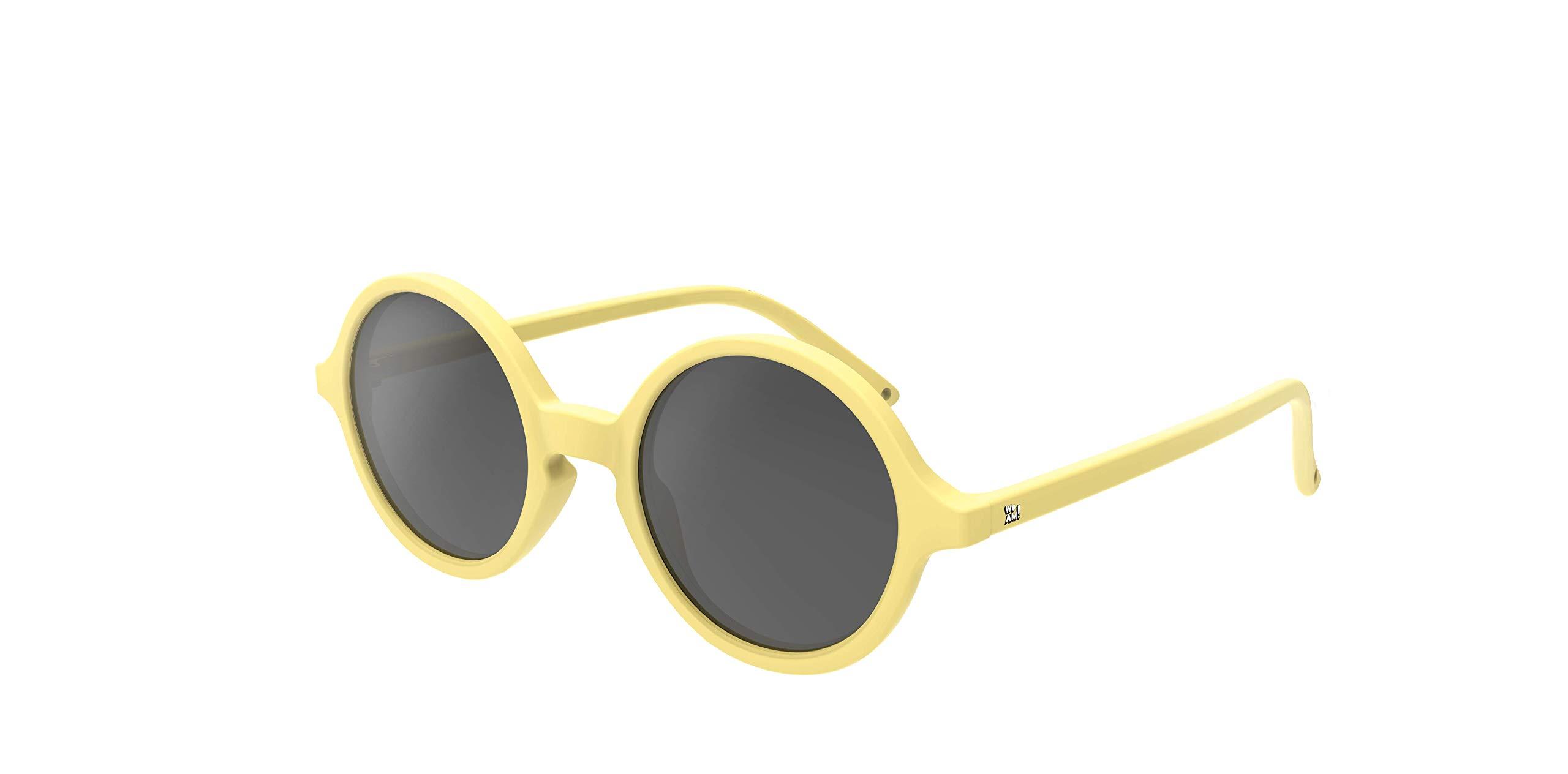 WOAM - Gafas de sol redondas para bebés - 2-4 años 3