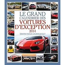 Le Grand calendrier des voitures d'exception 2014