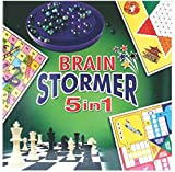 Lotus Brain Stormer 5 in 1 Board Game