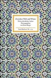 Zwischen Welt Und Wüste: Worte Christlicher Araber (Insel-bücherei, Band 1275)