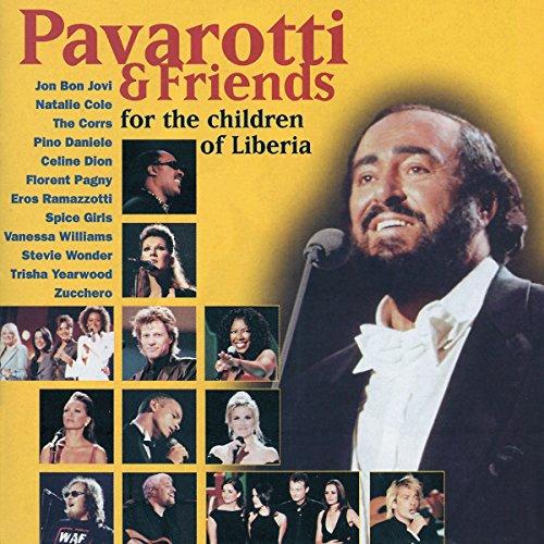 Pavarotti+Friends-5- [Import anglais]