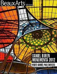 Daniel Buren Monumenta 2012 : Visité guidée par l'artiste