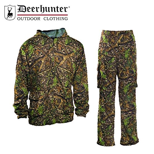 Deerhunter Tarnanzug Heat Mesh Camouflage Krähenjagd Taubenjagd (3XL/4XL)