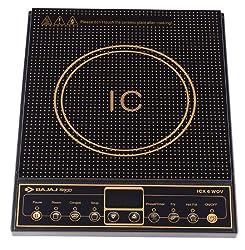 Bajaj Majesty ICX 6 WOV 1600-Watt Induction Cooktop