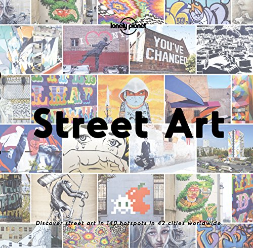 Street Art: Amazon.it: Lonely Planet: Libri In Altre Lingue