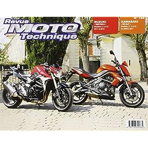 Rmt 165 Suzuki Gsr 750(11/12)+ Kawa Er6n/F 2009/2011
