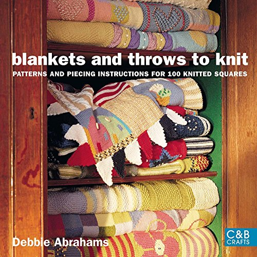 Blankets and Throws To Knit Cover Image