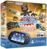 Cheapest PlayStation Vita with 10 game Mega Pack on 16GB Memory Card on PlayStation Vita