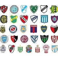 31 Argentina futbol aufkleber pack