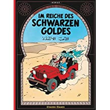 Tim und Struppi, Carlsen Comics, Neuausgabe, Bd.14, Im Reiche des schwarzen Goldes