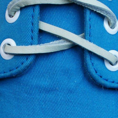 Sperry Top Sider A/O 3 Eye Canvas Chaussures bateau Hommes Bleu