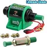 CarBole Universal 12D Electric Fuel Pump 12 V 5/16' 4-7 PSI Shut-off Pressure Self-Priming for Diesel Transfer Pump- 2…