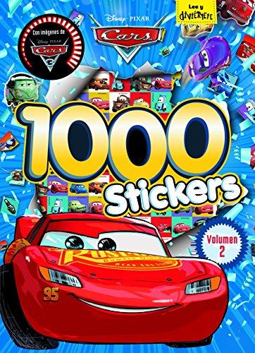 Cars. 1000 stickers. Volumen 2: Libro de actividades con 1000 pegatinas (Disney. Cars) por Disney