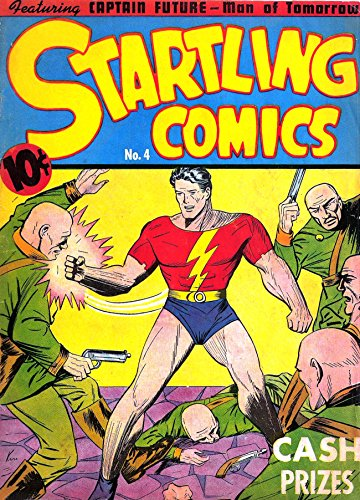 Startling Comics v2 1 (4) (English Edition) (Standard V2)
