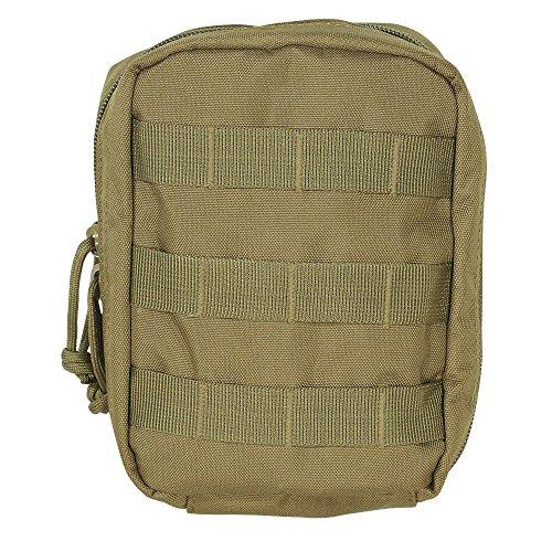 Voodoo Tactical Men 's EMT Pouch, Unisex, 20-7445007000, Coyote