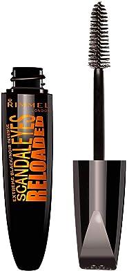 Rimmel London, Scandaleyes Reloaded Mascara, Extreme Black, 12 ml