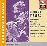 Strauss R Don Juan Mort et Transfiguration Salomé Metamorphosen