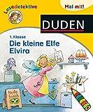 Lesedetektive Mal mit! - Die kleine Elfe Elvira