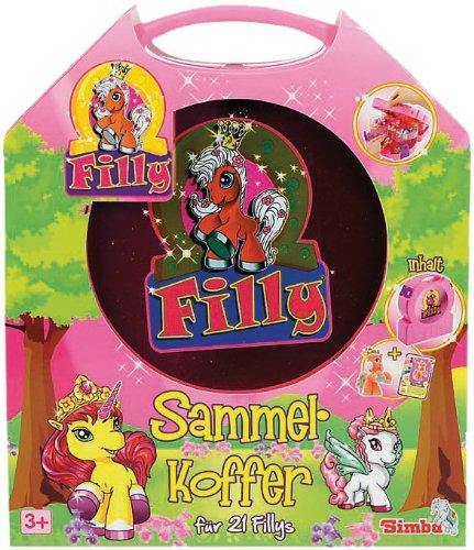 filly spielzeug Simba Toys 105957511 - Filly Sammelkoffer