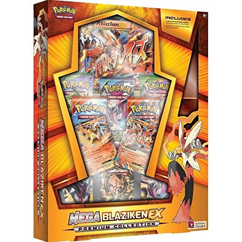 Pokemon Mega Blaziken EX Premium Collection